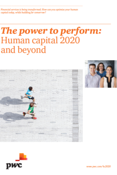 The power to perform:Human capital 2020 and beyond